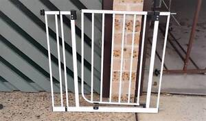 Child or pet safety gate barrier Macquarie Park Ryde Area Preview