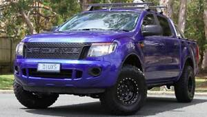 2013 Ford Ranger Ute TURBO DIESEL RAPTOR REGO & RWC Southport Gold Coast City Preview