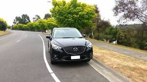 2015 Mazda CX-5 Maxx Sport, 2.5L petrol, 6-speed auto AWD Hobart CBD Hobart City Preview