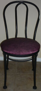 Vanity Chair Stool : Seat in Excellent Condition : As shown Cambridge Kitchener Area image 1
