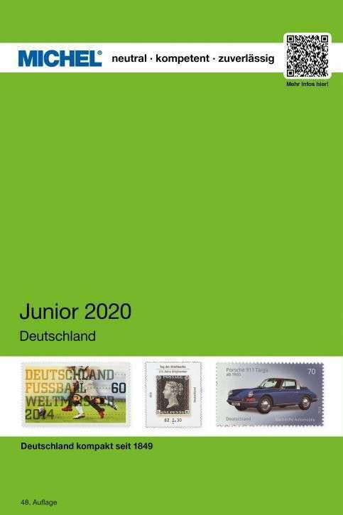 MICHEL Deutschland Junior Katalog 2020