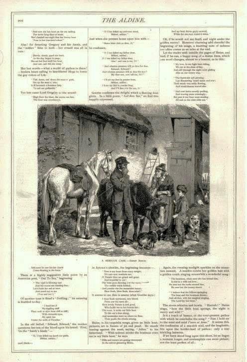 A Serious Case - by Ernst Bosch  -  Veterinarian -   Vet   -  1872
