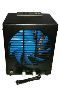 Chiller and Heater Thermostatic Aquarium Fish Tank 35L 201086