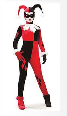 Gotham Girls - Harley Quinn Adult Costume