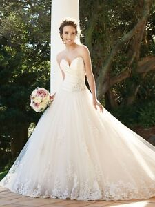 Sophia Tolli Wedding Gown Size 14