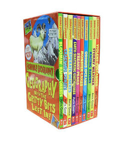 Horrible-Geography-Collection-10-Books-Set-RRP-59-90