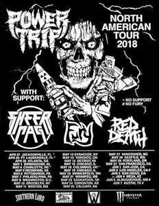 Power Trip / Sheer Mag Tickets - Toronto - Sunday, May 13