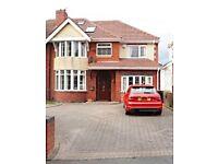 Modern double room house share, £400-£474(en suite)