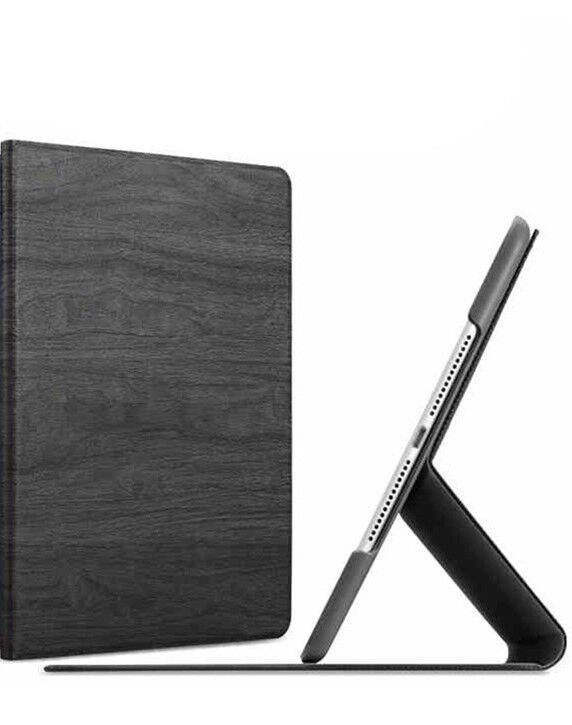 Cover Für Apple ipad Air 1/2  9,7 2017/2018 Hülle Tasche Schutzhülle in Schwarz