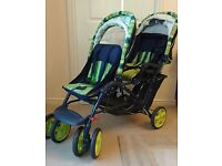 Mothercare Tandem Pushchair
