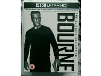 Bourne - Ultimate collection 4k
