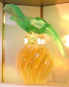 Nina RICCI L´Air du Temps 15 ml Parfum /  Extrait Limited Edition Lalique Flacon