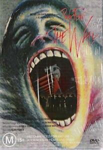 PINK FLOYD: THE WALL = NEW DVD