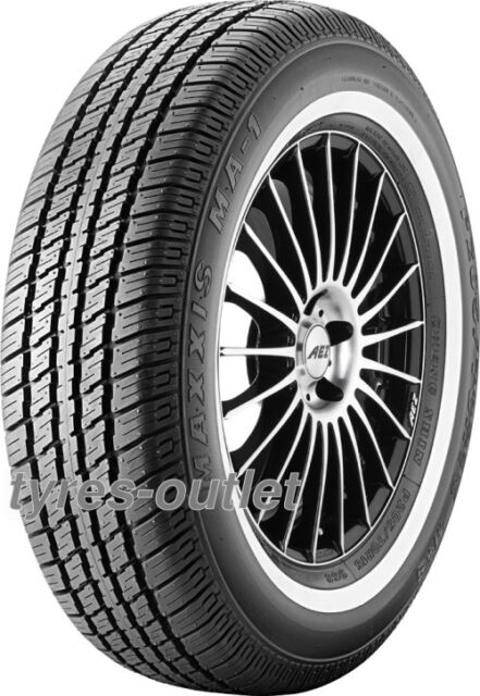 SUMMER TYRE Maxxis MA 1 165/80 R13 83S