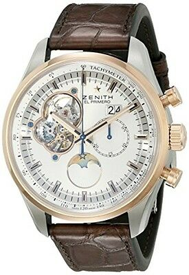 Zenith 03.2160.4047/01.C713 Chronomaster Open Grande Date Mens Automatic Watch