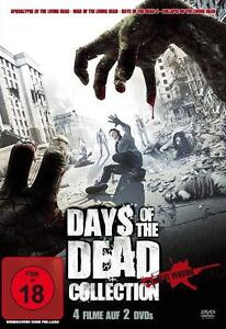 DVD -  Days of the Dead Collection  - NEU .  FSK 18 (U8)