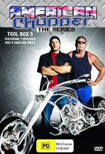 American Chopper : Collection 5 (DVD, 2006, 3-Disc Set) - Region 4