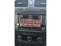 RNS 510 Entertainment Navigation Unit LED Version