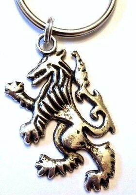 r's GRYFFINDOR House-Royal Crest/Peugeot US Seller FREE SHIP (Lion Keychain)