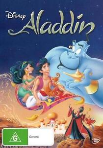ALADDIN : NEW Disney DVD