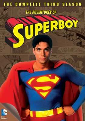 Superboy: Complete 3rd Season (3-Disc) NEW DVD