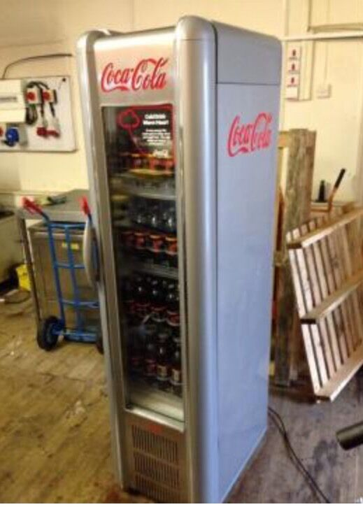 Coca Cola Glass Door Refrigerator