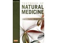 Medical textbooks - Texbook of Natural Medicine