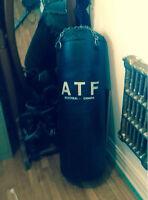 Punching bag ATF