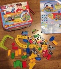 Megablok thomas and friends building blocks / Lego