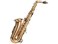 Saxophonist looking to join jazz quartet/quintet