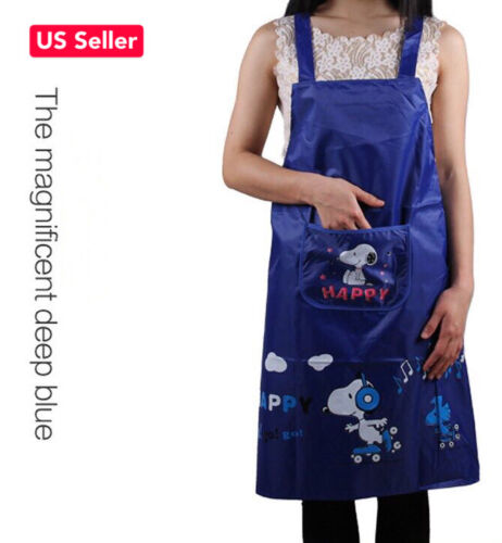 Waterproof Dog Groomers Grooming Pet Salon Apron Great Christmas Gift