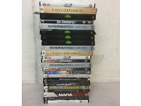 PC Games - Various new games (including Overwatch, Mafia 3, WOW Legion, Civilization VI, others)