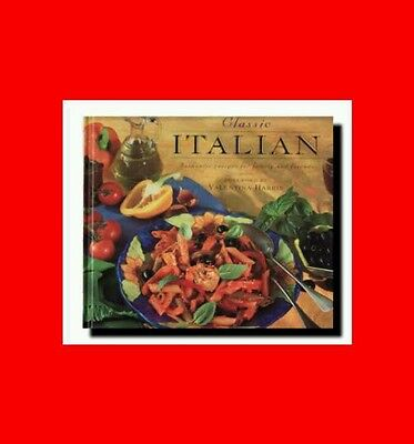 ☆COOKBOOK:ITALIAN CLASSIC COOKING COOK BOOK AUTHENTIC RECIPES FOR FAMILY%FRIENDS