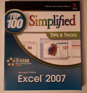 Excel 2007 - Simplified