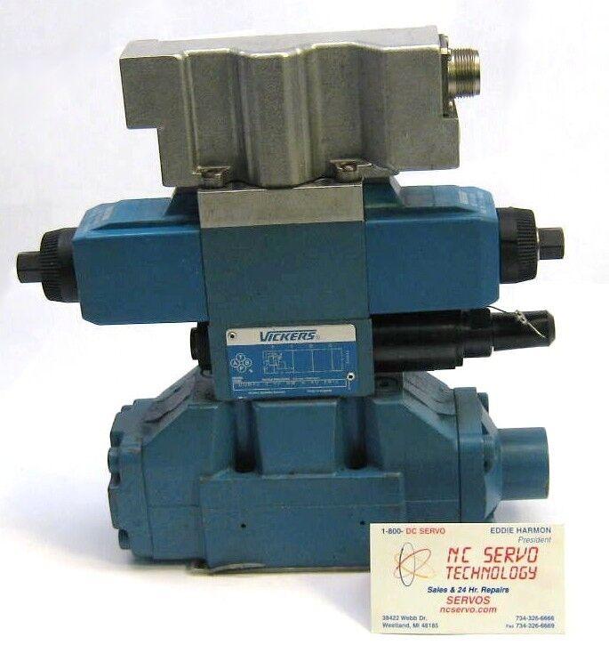 Vickers Kadg5v-5-33c60n40-ex-m-f-pd7-h1-11 Proportional Valve Rebuilt