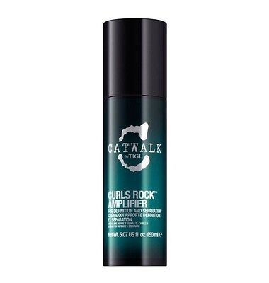 TIGI catwalk CURLS ROCK amplifier 150 ml Crema Per Ricci
