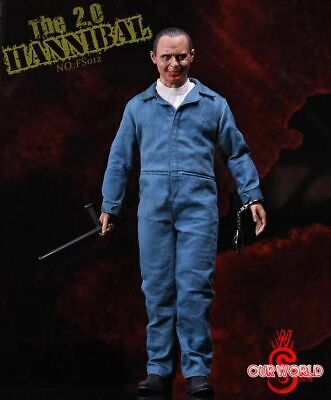 Hannibal Figure Full Set IN STOCK 1//6 Scale The Silence of The Lambs Dr