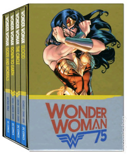 Wonder Woman 50 year anniversary box set