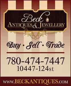 We Pay Top Dollar For Cool Antiques!