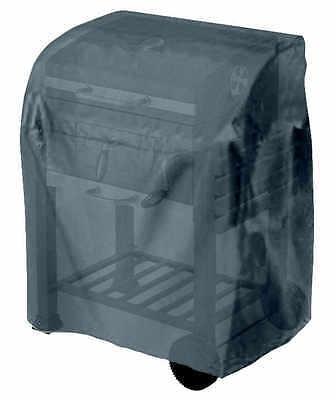 Tepro 8100 Universal Abdeckhaube - für Grillwagen klein, schwarz
