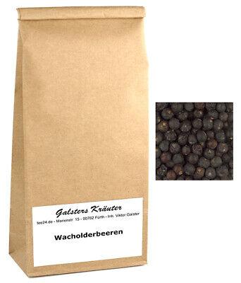 Wacholderbeeren Tee (100g-1000g Wacholderbeeren Riesen Wacholder Tee Wacholdertee Juniperus)