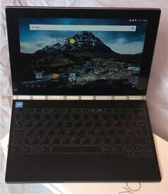 Lenovo Yoga Book 2 in 1 Laptop Tablet