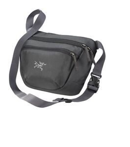 Grey Arc'teryx Shoulder Bag