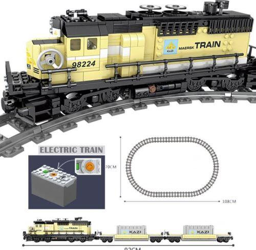 Kazi: Battery powered City Shipping Train