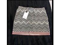 BNWT Zara Skirt Size M (8/10/12)