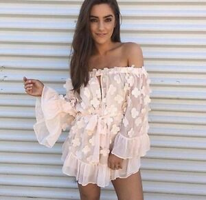 ALICE MCCALL Past Time Paradise playsuit size 8 Macgregor Brisbane South West Preview