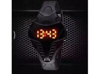 Cobra watch New
