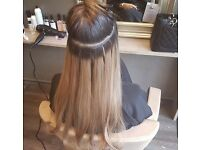Luxury Mobile Hairstylist HAIR EXTENSIONS-BALAYAGE-EYEBROWS