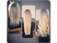 Mobile Hair Extensions & Hairdressing services