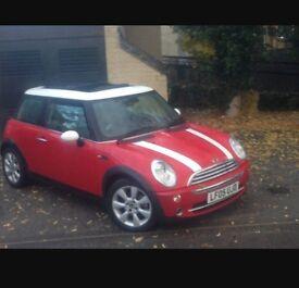 Quick Sale Mini Cooper